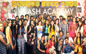 FLASH ACADEMY Alumni Meet